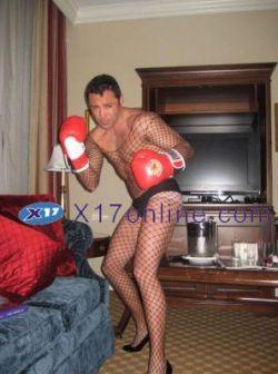 Скандальные фото знаменитого боксера Оскара Де Ла Хойя попали в сеть (фото)