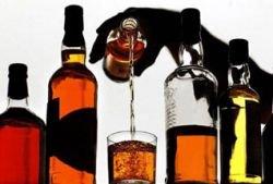 Злоупотребление алкоголем разрушает легкие