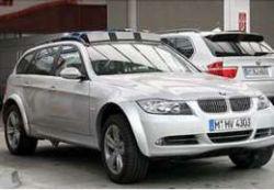 Внедорожник будущего от BMW