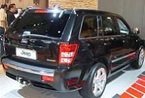 Новый Jeep Grand Cherokee имеет Hill Descent Control