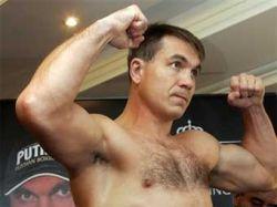 Олег Маскаев отказался драться с Сэмюэлом Питером