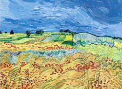 Последняя картина ван Гога уйдет с молотка