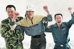 Александр Зверев, 25 дней продержавшийся без еды в горах Китая: Вернусь и сразу женюсь на Оле!