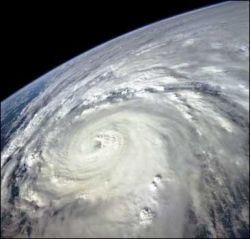 В Китае участились экстремальные погодные явления