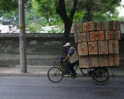 Китай впервые остался на день без автомобилей