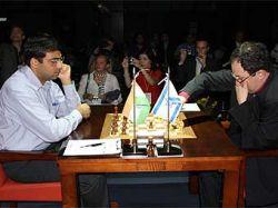 Лидеры чемпионата мира по шахматам разошлись миром