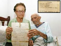 118-летний бразилец оказался самым старым человеком в мире