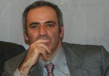 Гарри Каспарова выдвинули кандидатом в президенты от оппозиции