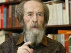 Новость на Newsland: Солженицын - лагерный стукач и агент влияния США