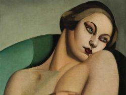 Sotheby выставляет на торги потерянную картину Лемпики