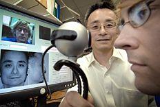 Новая технология идентификации по трехмерной модели лица