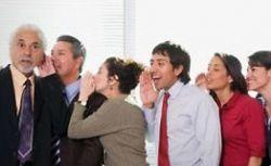 Технологии управления компанией с помощью сплетен