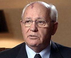 Михаил Горбачев намерен судиться с НТВ