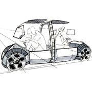 Авто на мускульной тяге получает кузов и электромоторы