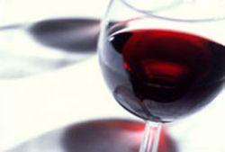 Красное вино провоцирует сон