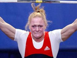 Российская штангистка выиграла чемпионат мира с мировым рекордом