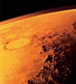 НАСА: американские астронавты высадятся на Марсе к 2037 году