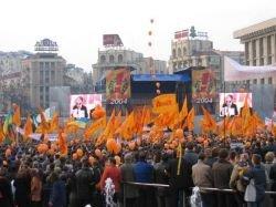 Daily Telegraph: Выборы могут поставить крест на оранжевой революции