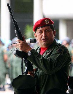 Уго Чавес отложил перевод стрелок