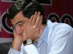 Крамник не смог обыграть Ананда в ключевой партии чемпионата мира