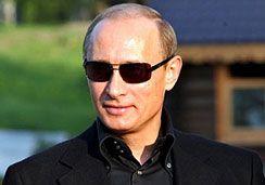 Сомнительная \'популярность\' Путина