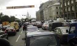 Столичные депутаты предлагают радикально ограничить въезд в центр города