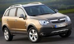 В России началась сборка внедорожника Opel Antara