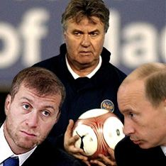"""Тренера \""""Челси\"""" назначит Путин"""
