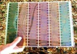 Новый скачок в развитии солнечных панелей