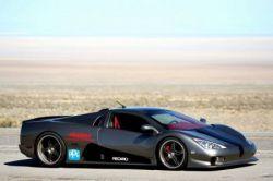 Bugatti Veyron - самый быстрый и дорогой автомобиль в мире (фото)