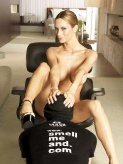Реклама парфюма Vulva, который содержит запах женских выделений (фото)