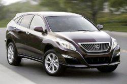 Вся информация о новом Lexus RX