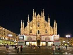 Завораживающие красоты Милана (фото)