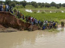 Кризис в Африке, вызванный наводнениями, усугубляется эпидемиями холеры и малярии