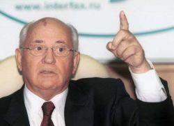 Горбачев и ряд общественных деятелей России намерены создать социал-демократическое движение