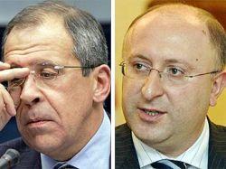 Глава МИД Грузии неожиданно отменил встречу с Лавровым