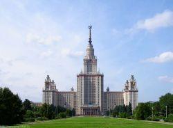 Лужков обещает достроить МГУ