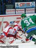 Интригующее начало чемпионата России по хоккею