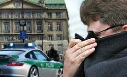 Немца дважды за день арестовали за пьяное вождение