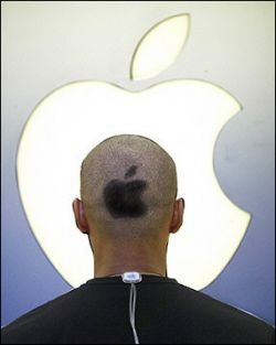 Петиция от ЖЖ-пользователей: хотим Apple