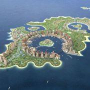 В Персидском заливе вырос новый искусственный остров