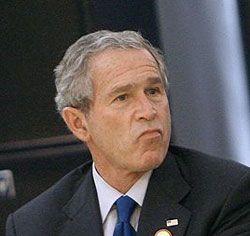 Неожиданное открытие: как Буш справляется в ООН с трудными словами