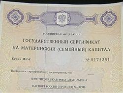 В РФ выявлены схемы обналичивания материнского капитала