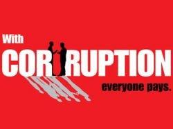 По уровню коррумпированности Россия превзошла Сирию
