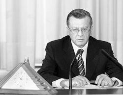 Виктор Зубков отругал губернаторов
