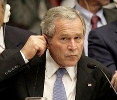 Буш обвинил Россию в распространении авторитаризма