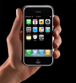 iPhone спровоцировал бум новых мобильников