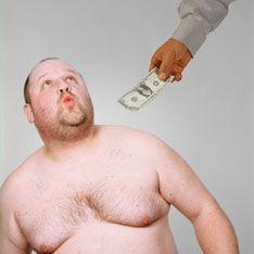 Деньги избавят от лишнего веса