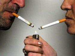Литовским курильщикам запретят появляться в центре города