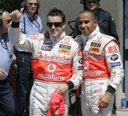 Ярно Трулли: пилотам McLaren повезло